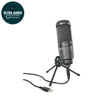 Audio Technica AT2020USB+ / AT2020 USB + Condenser Microphone ORIGINAL