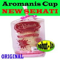Aromanis Rambut Nenek Snack Makanan Ringan cemilan sehat murah SEHATI - Original