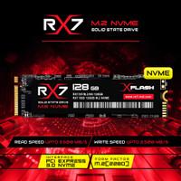 SSD M2 NVME / M.2 NVME/ M2NVME 128GB RX7 RESMI (GARANSI 3 TAHUN)