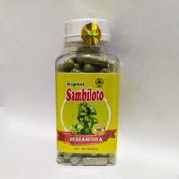 Kapsul Sambiloto Herbamedika isi 120 kapsul