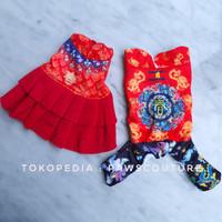 (N3) Baju Kostum Costume Imlek Chinese New Year Anjing Kucing Hewan