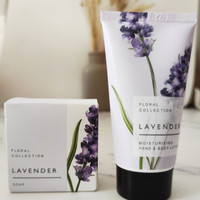 mark and spencer lavender soap and hand body lotion