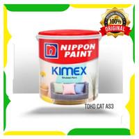 Cat Tembok Nippon Paint/Kimex 4,5kg Best Seller/Murah