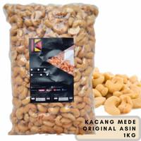 KACANG MEDE / KACANG METE Matang Goreng Original Asin 1kg
