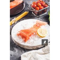 Ikan Salmon Segar Terbaik dan Berkualitas (Sashimi Grade) @200gr