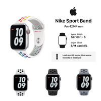 Strap Apple Watch Nike Sport Band for Apple watch Series 1 2 3 4