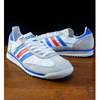 Sepatu Adidas Original SL 72 White France