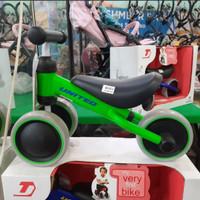 United Mini Balance Bike London Taxi Sepeda Anak Bayi Balita Roda 3