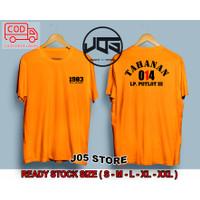 Baju Kaos Distro Tahanan Slank Potlot 014 Tshirt Pria Atasan Pria