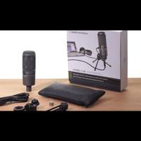 Audio Technica AT2020 USB Cardioid Condensor Microphone