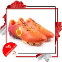 Sepatu Bola Ortuseight CATALYST ORACLE FG - Ortrange Maroon Minion YL