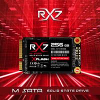 SSD MSATA / M.SATA / M SATA 256GB RX7 RESMI (GARANSI 3 TAHUN)