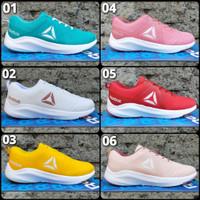sepatu wanita reebok zoom running olahraga senam zumba women grade ori
