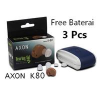 Hearing Aid AXON K80 / Alat Bantu Dengar Mini AXON K 80