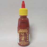 saus sambal pedas sriracha sriraca hot chili sauce 200ml