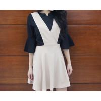 Jumper Skirt Baju Setelan Wanita