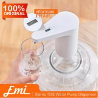 Xiaomi TDS Water Pump Dispenser Air Aqua Pompa Galon Automatic 3life