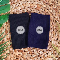 Ciput Bandana Rajut Premium Inner Hijab anti pusing Chinguya Story - maroon