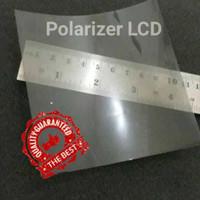 TERMURAH! Plastik Polarizer Polarized Polarize Polaris LCD Negatif