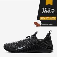 BQ6044-010 Sepatu Training Gym Nike React Metcon - Black/White