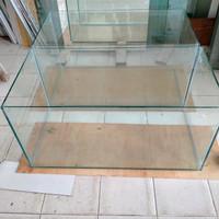 aquarium kaca 100x50x50 cm kaca 5mm