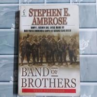 Buku BAND OF BROTHERS by Stephen E. Ambrose