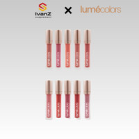 Lumecolors lipcoat BARE WITH ME