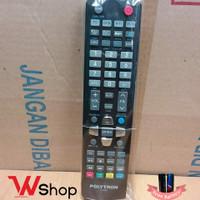 REMOTE/REMOT POLYTRON 81G862- ORIGINAL - TV DVB HIFI DVD