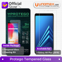 Protego Samsung Galaxy A8+ / A8 Plus 2018 (6.0) Tempered Glass