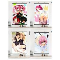 Banner Gulung Seri Anime Sexy Bendera Japan