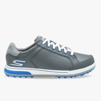 Skechers GO GOLF Drive 2 - RF Men's Golf Shoes Charcoal/Blue 54532CCBL