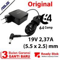 ORIGINAL Adaptor Charger Asus X455 X455L X455LA X455LB X455LD 19V 2,37
