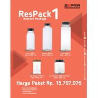 Paket botol ResPack 1
