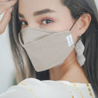 Premium Fabric Non Medical Mask Beatrice Clothing