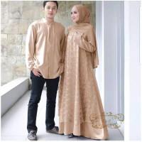 an baju couple gamis koko busana muslim fashion pria wanit