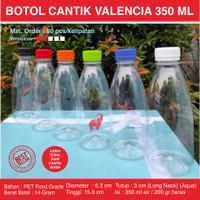 Botol Plastik Cantik 350 ml - Botol Cantik 350 ml - Botol Valencia LN