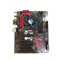 MSI B85 G43 Gaming + i7 4790
