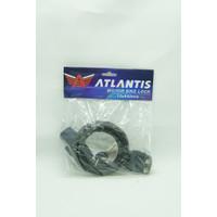 Kunci Gembok Sepeda / Motor Spiral Atlantis 305 A