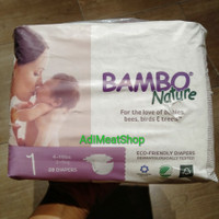 bambo diapers nature dreams 1 new born