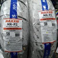 paket ban Vespa MAXXIS MA-R1 UK 120/70-12 & 130/70-12 IMPORT SOFT