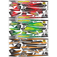 striping stiker polet decal yamaha mio garnis / sporty 2004 -2012