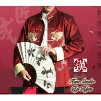 CHEONGSAM PRIA / CHEONG SAM PRIA / CHINESE CHINA / SANGJIT BAJU DRAGON