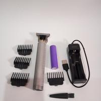 hair trimmer detailer alat cukur rambut
