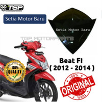 Aksesoris Accessories Variasi Visor Tgp Motor Honda Beat New Injeksi
