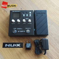 Efek Gitar Nux MG300 MG 300 Guitar Modelling Processor Effect Digital