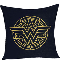 Never Too Old Project - Pillow Case Wonder Woman