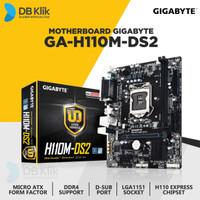 Motherboard Gigabyte GA-H110M-DS2