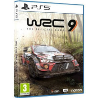 PS5 Wrc 9 / Wrc9 / Balap Mobil / Racing The Official Game