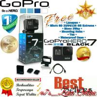 GoPro HERO 7 Black Edition / HERO7 Black Edition Unit - Paket Promo