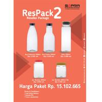 Paket botol ResPack 2